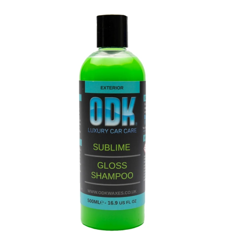 ODK Sublime Gloss Enhancing Shampoo 500ml